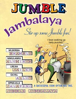 Jumble Jambalaya By Arnold, Henri/ Lee, Bob/ Argirion, Mike